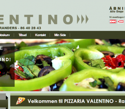 2016-05-09 15_35_51-Valentino Pizza Pizza i Randers - Pizza Restaurant - Online Bestilling_Forside